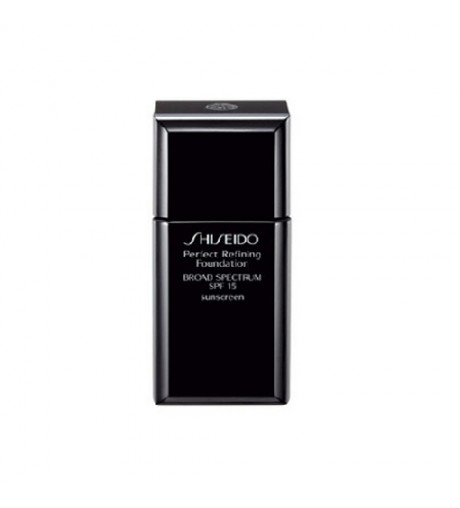 Shiseido Perfect Refining Foundation SPF15