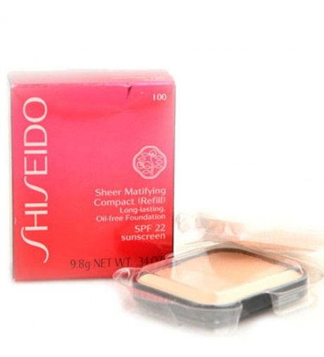 Shiseido Sheer Matifying Compact Foundation (Refill)