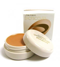Shiseido Spotscover Foundation