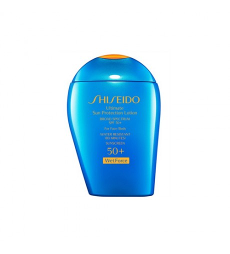 Shiseido Ultimate Sun Protection Lotion Wet Force SPF50