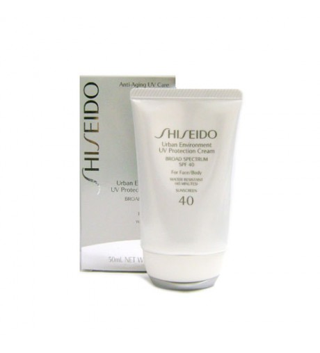 Shiseido Urban Environment UV Protection Cream SPF40