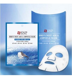 SNP Bird's Nest Aqua Ampoule Mask(10pcs)