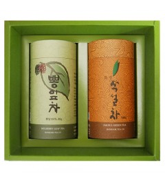 Two Teas Gift Set