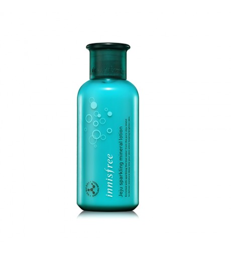 Innisfree Jeju Sparkling Mineral Lotion 160ml