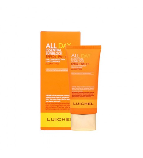 Hanbul Luichel All Day Essential Sun Block SPF50