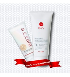 A.C.Care Bee's Foam Cleanser