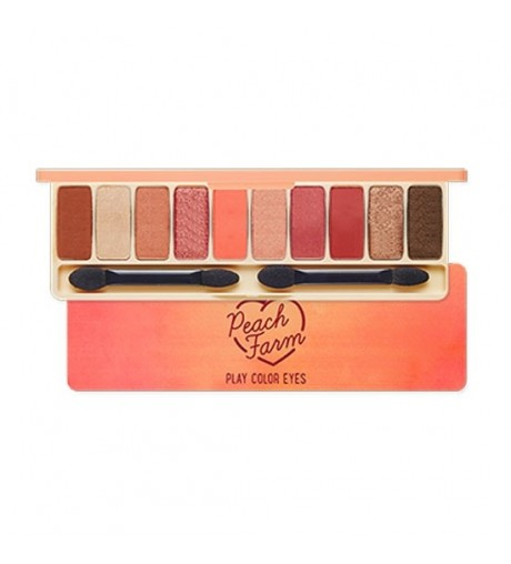 ETUDE HOUSE Play Color Eyes -Peach Farm
