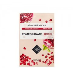 [ETUDE HOUSE] 0.2 Therapy Air Mask 1pcs (POMEGRANATE)