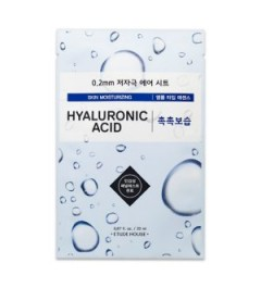 [ETUDE HOUSE] 0.2 Therapy Air Mask 1pcs (Hyaluronic Acid)