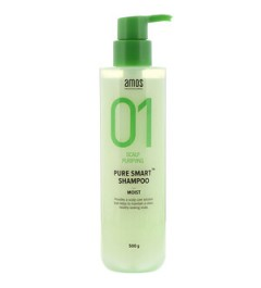 AMOS PROFESSIONAL PURE SMART SHAMPOO [MOIST] 500g