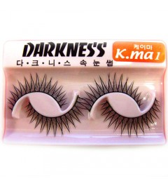 Darkness False Eyelash K-ma Series