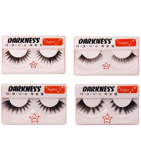Darkness False Eyelashes Spuper