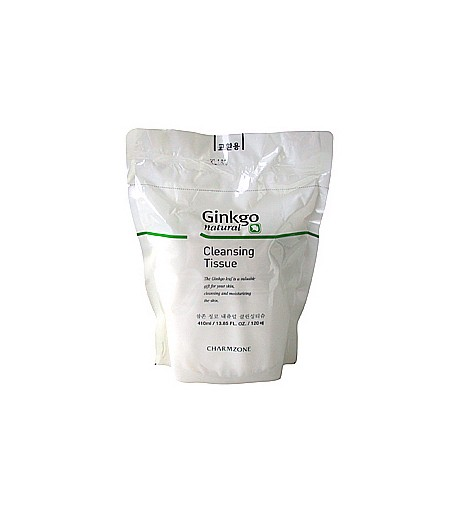 Charmzone Gingko Cleansing Tissue Refill