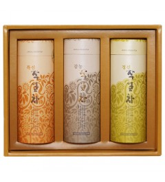 Jaksul Green Tea Pyramid Sachet Trio