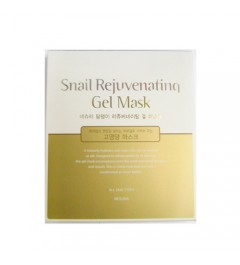 Nesura Snail Rejuvenating Gel Mask(4sheets)