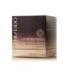 Shiseido Future Solution LX Total Protective Cream SPF18