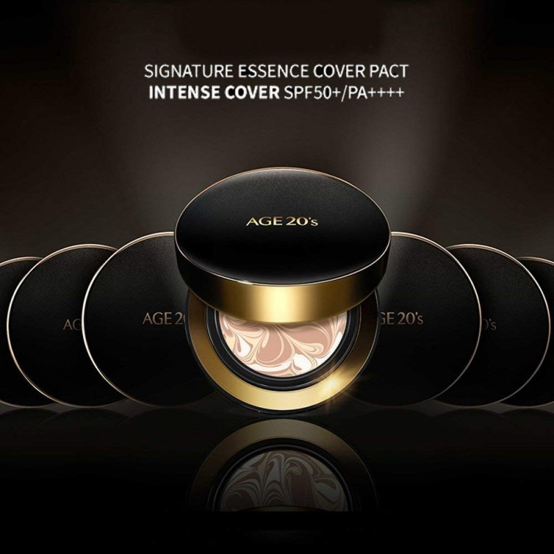 AGE20s Signature Essence Cover Pact
